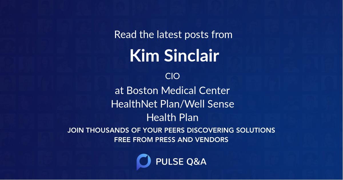 Kim Sinclair