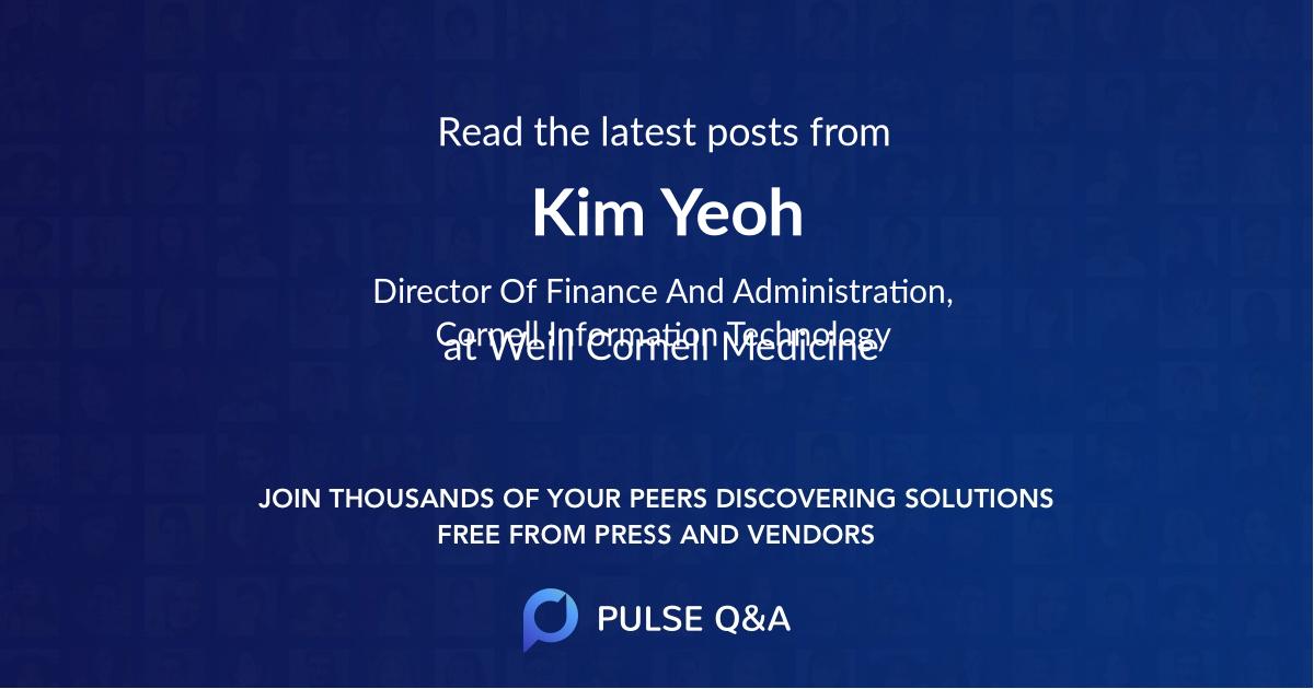 Kim Yeoh