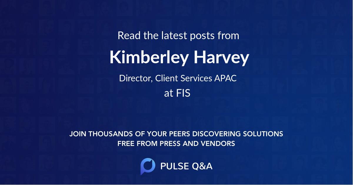 Kimberley Harvey