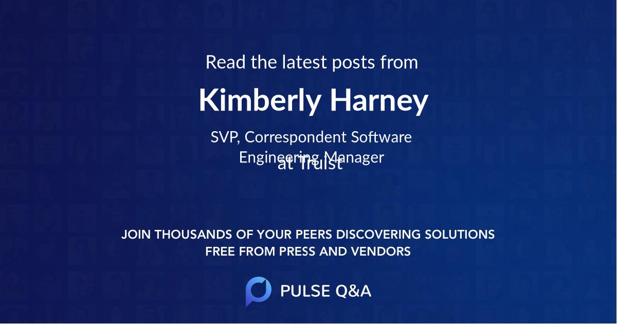 Kimberly Harney