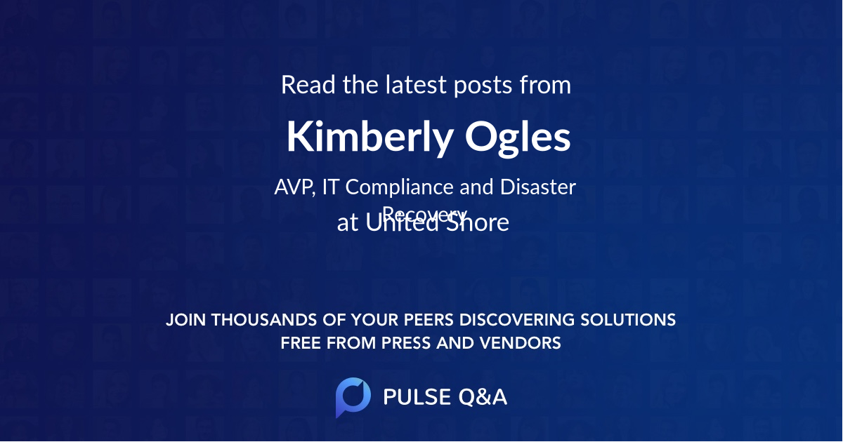 Kimberly Ogles