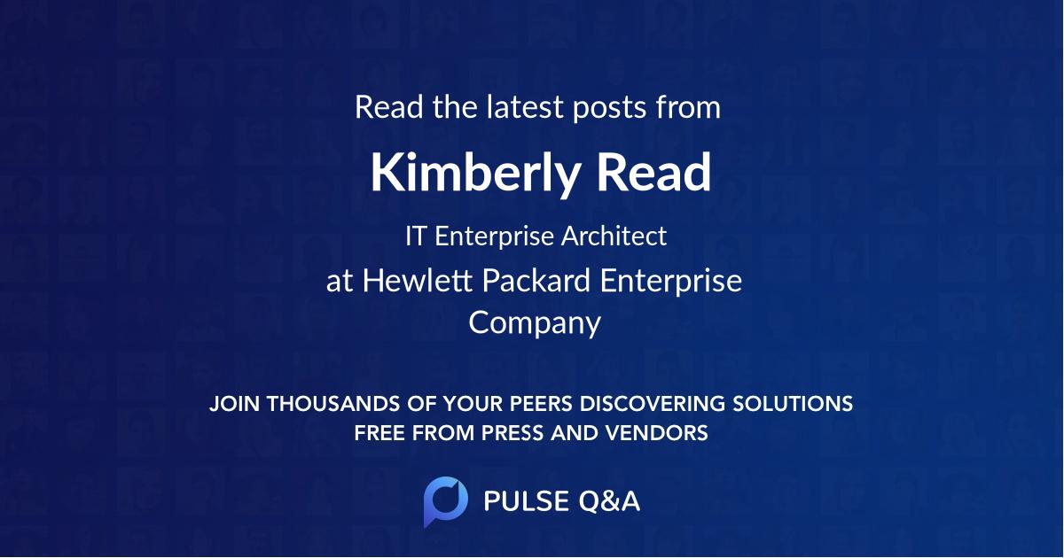 Kimberly Read