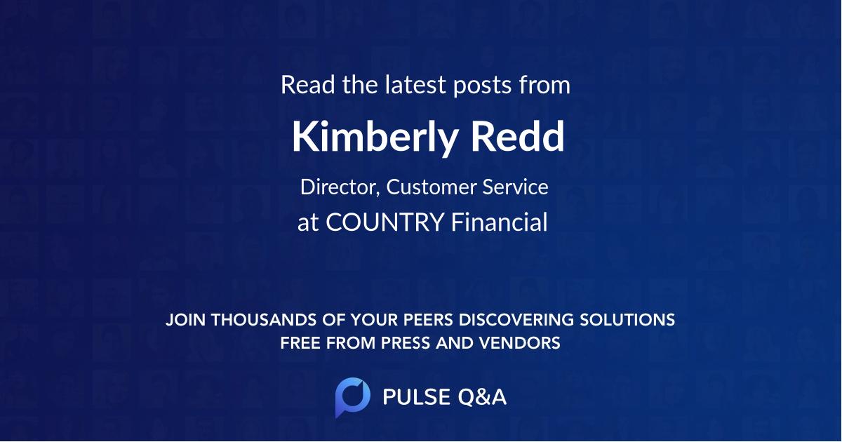 Kimberly Redd