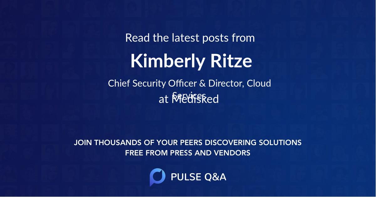 Kimberly Ritze
