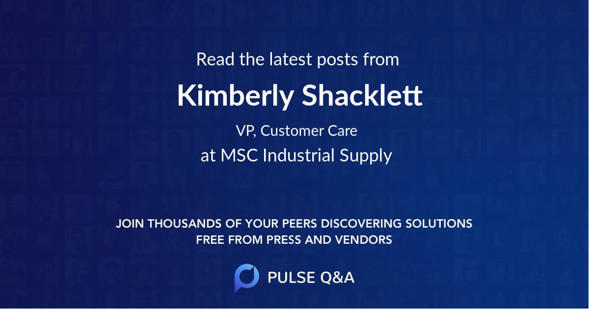 Kimberly Shacklett