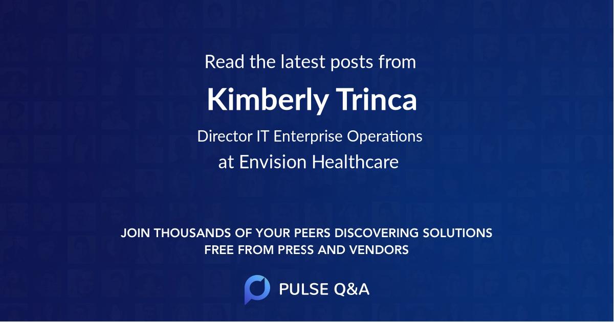 Kimberly Trinca