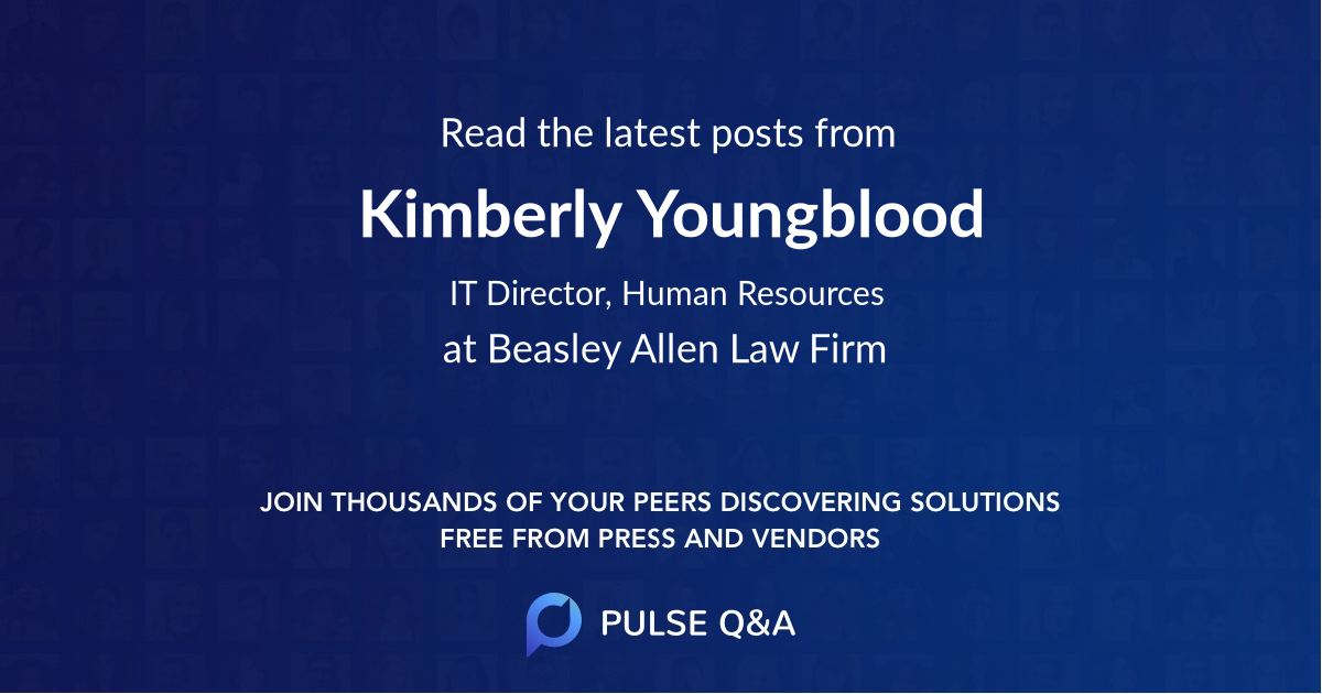 Kimberly Youngblood