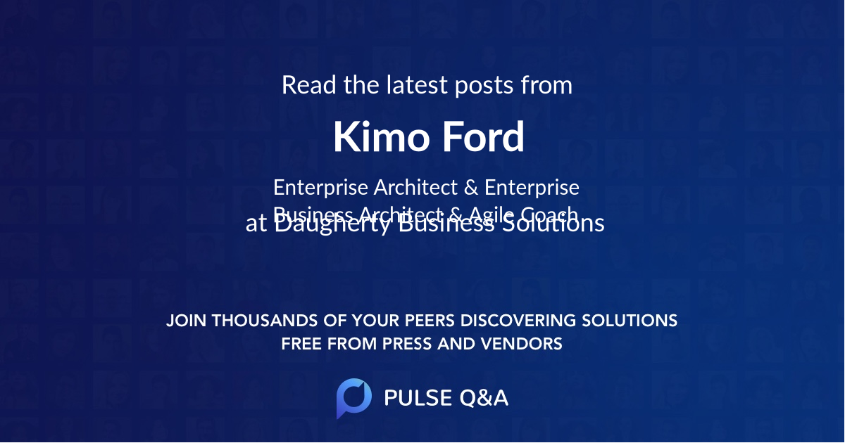 Kimo Ford