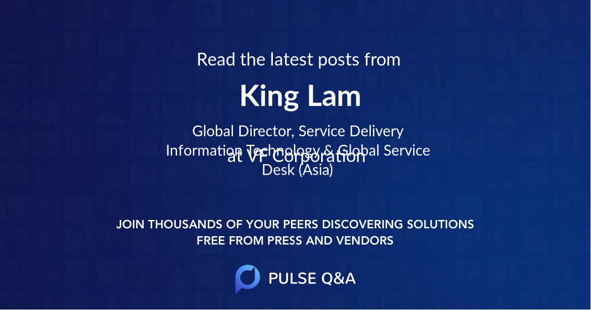 King Lam