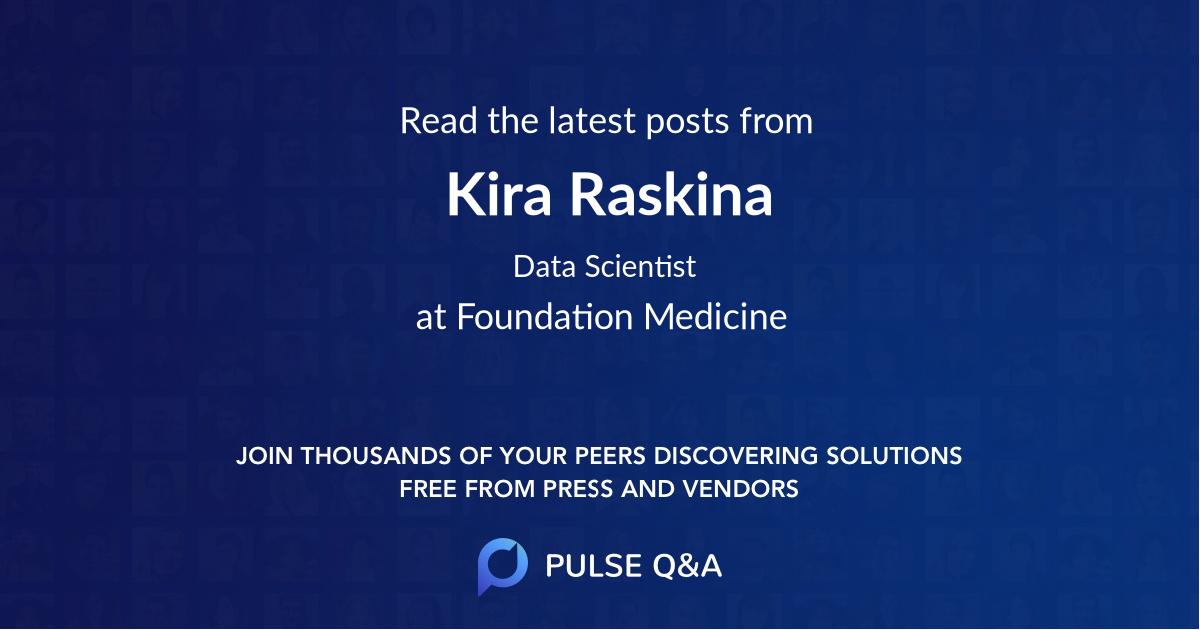 Kira Raskina
