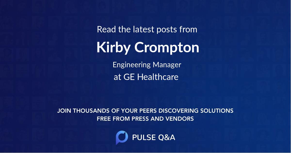 Kirby Crompton