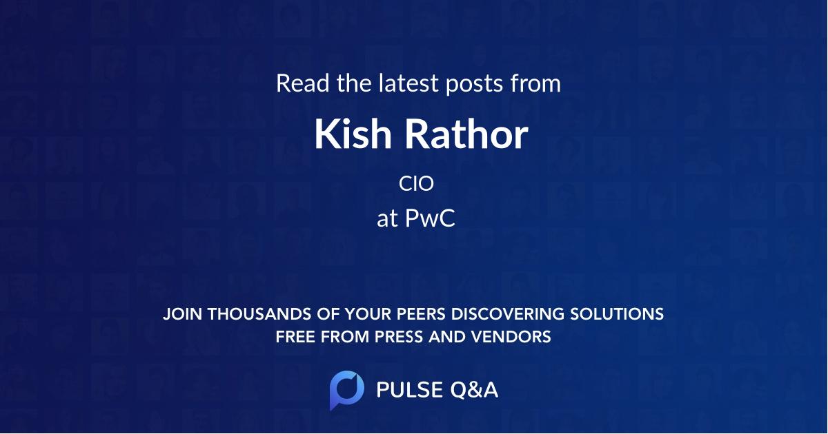 Kish Rathor
