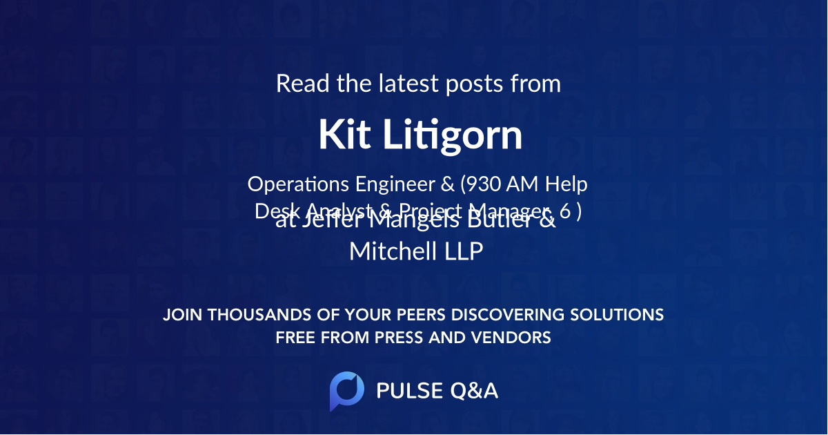 Kit Litigorn