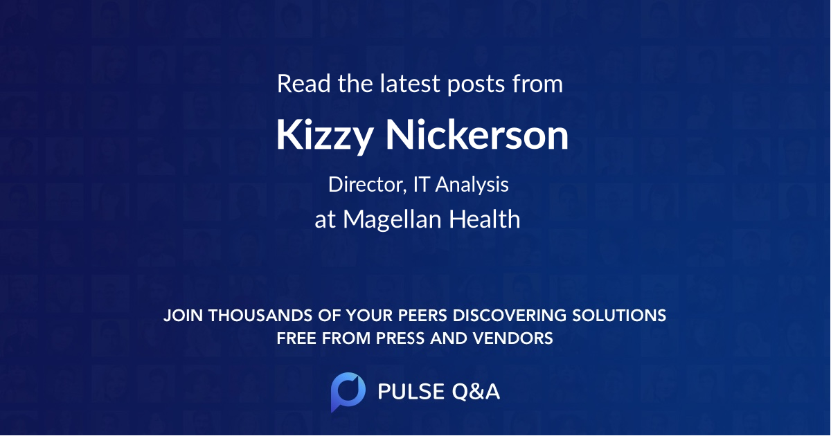 Kizzy Nickerson