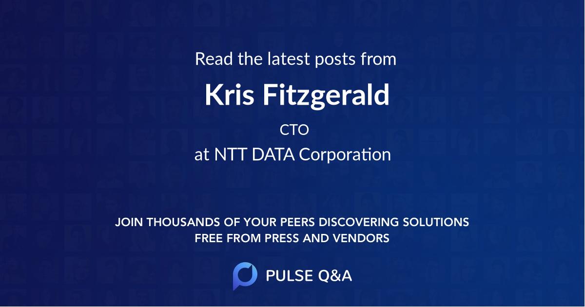 Kris Fitzgerald