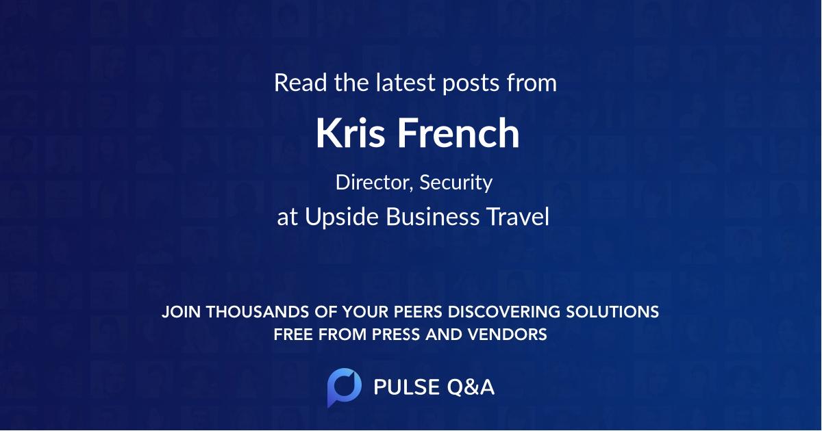 Kris French