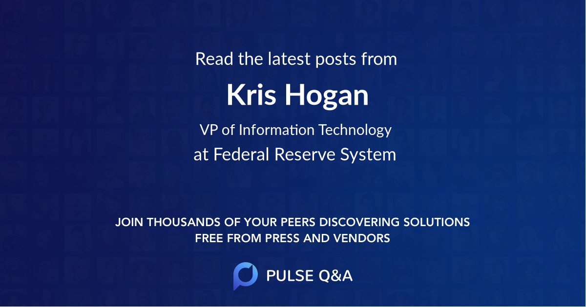Kris Hogan