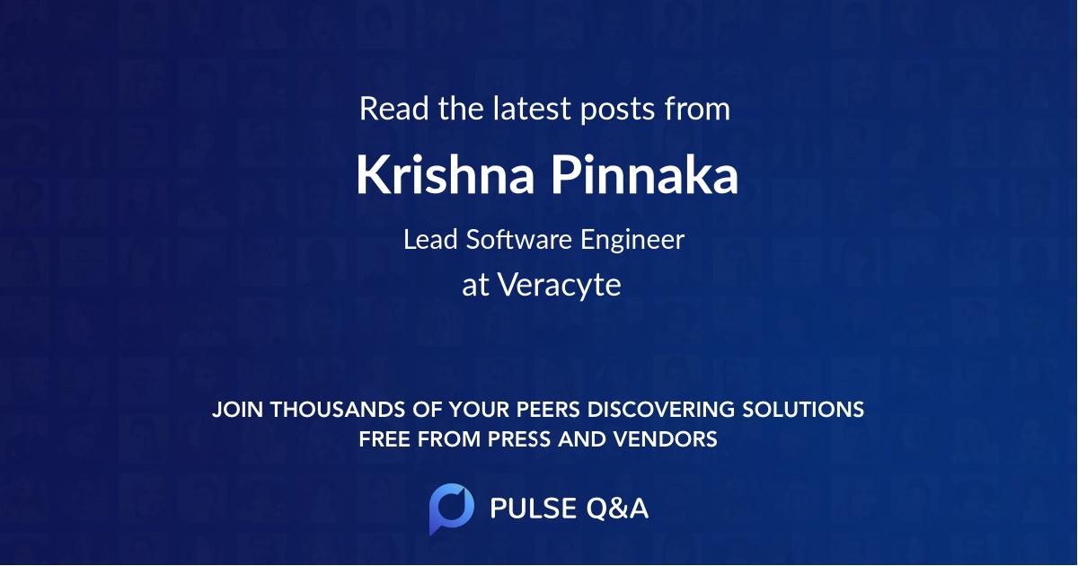 Krishna Pinnaka