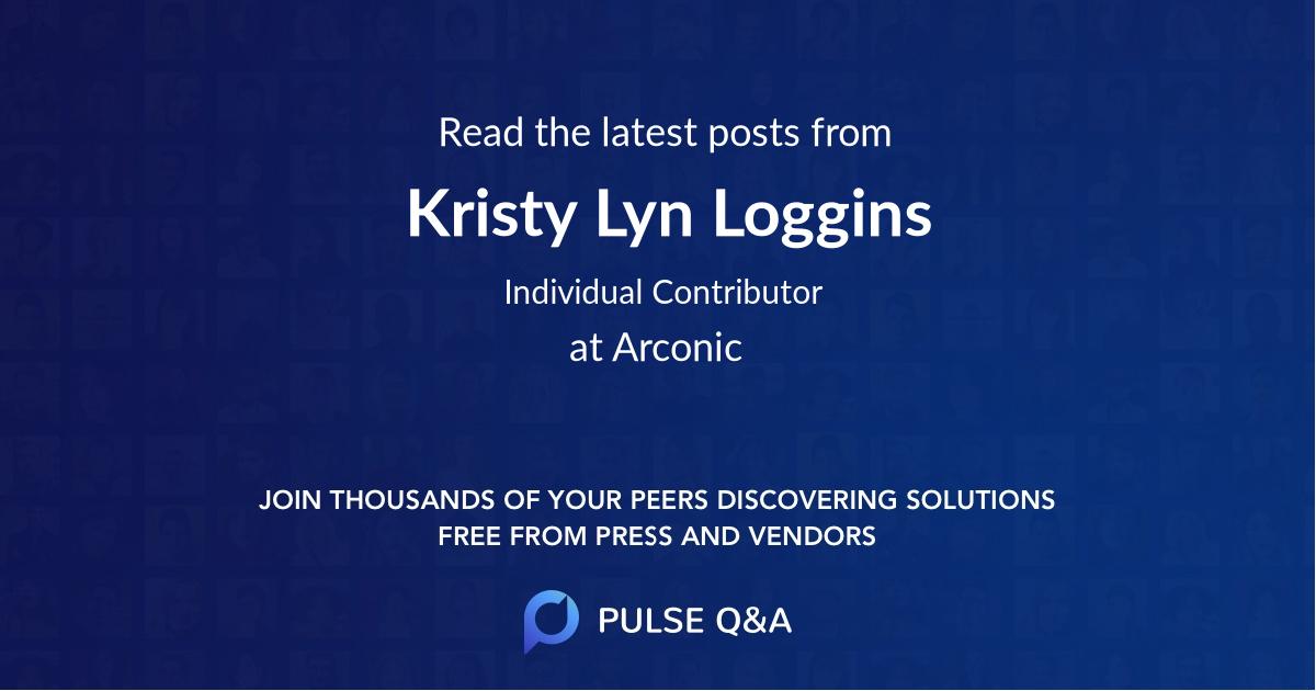 Kristy Lyn Loggins