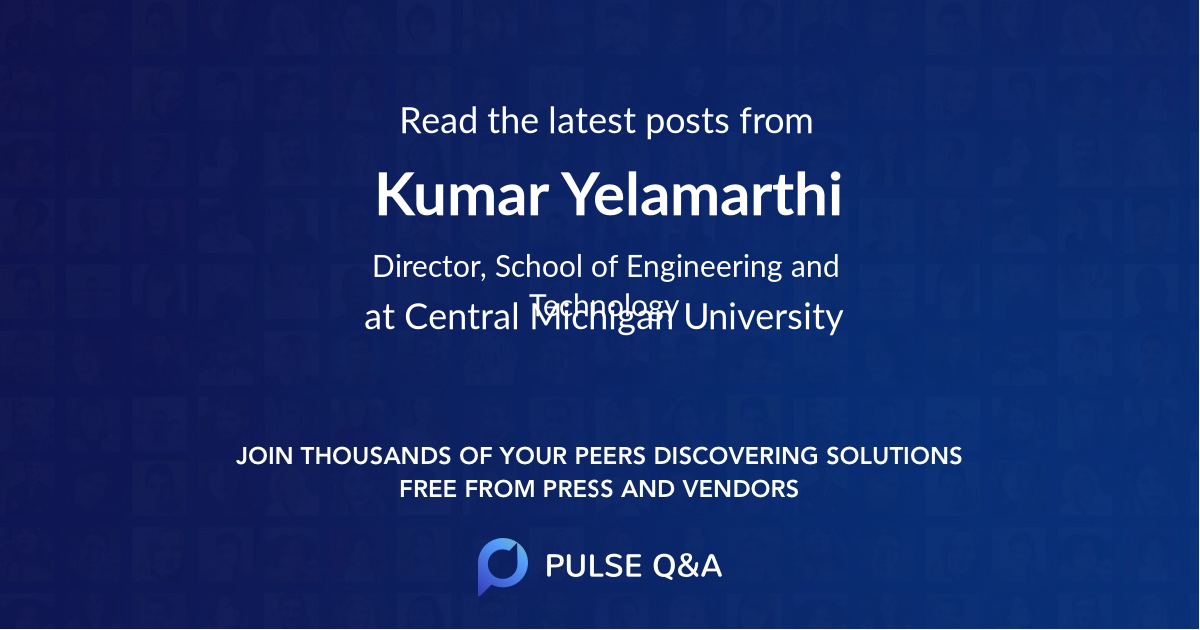 Kumar Yelamarthi