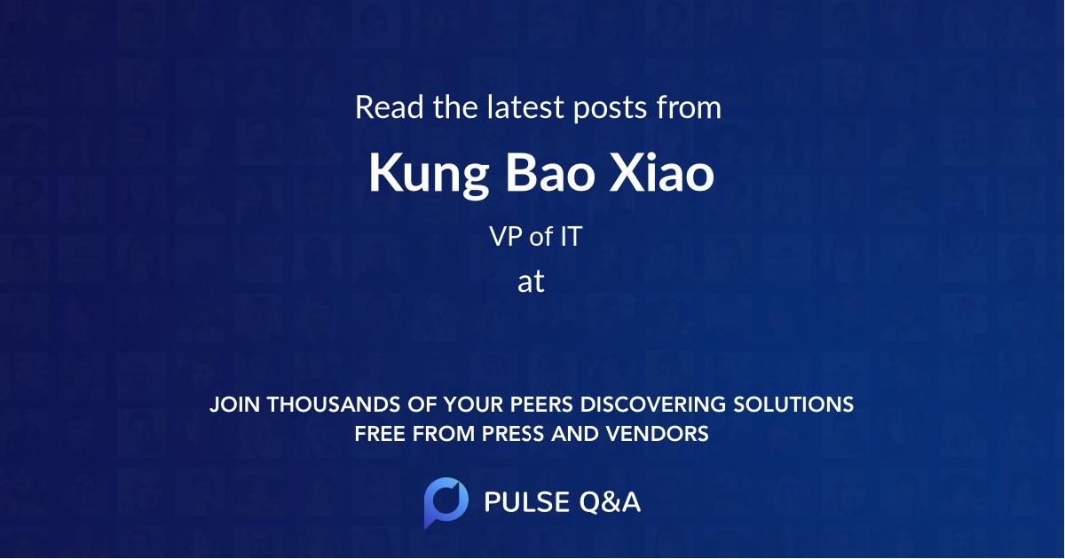 Kung Bao Xiao