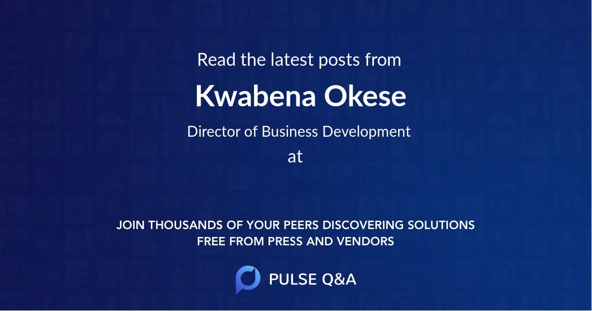 Kwabena Okese