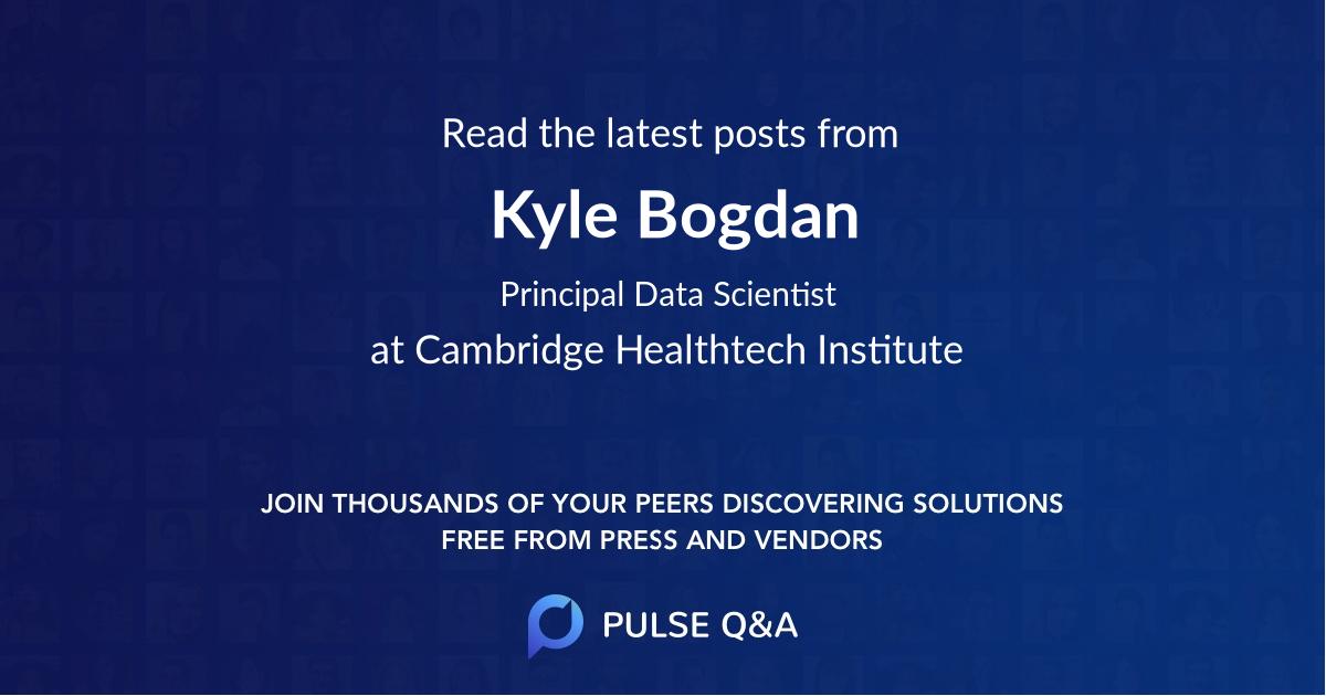 Kyle Bogdan