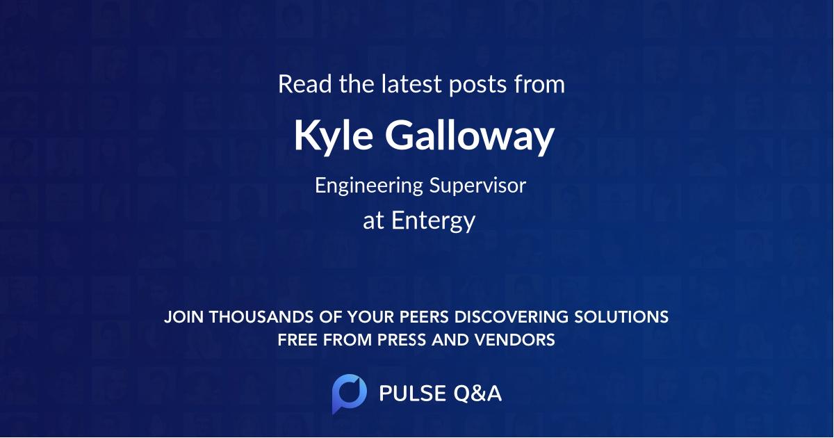 Kyle Galloway