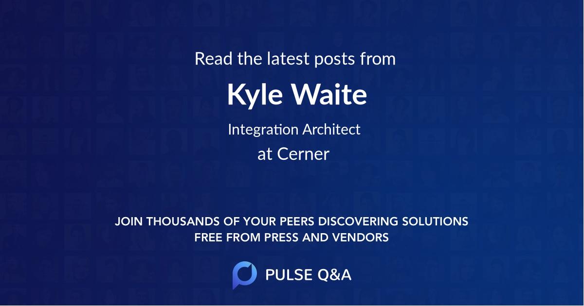 Kyle Waite