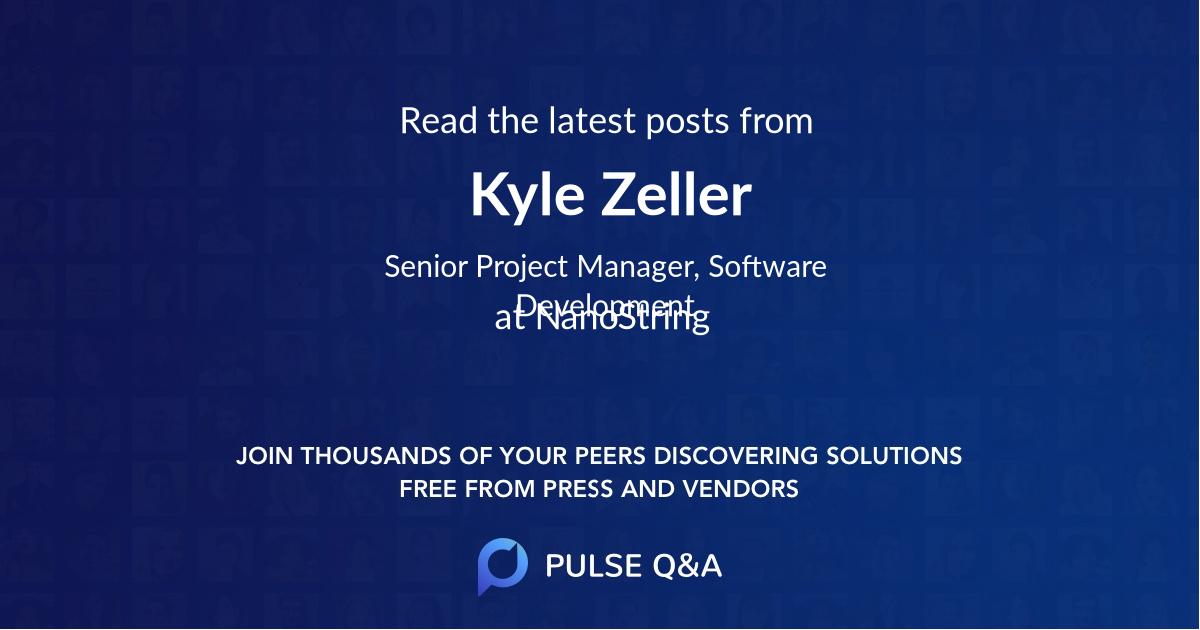 Kyle Zeller