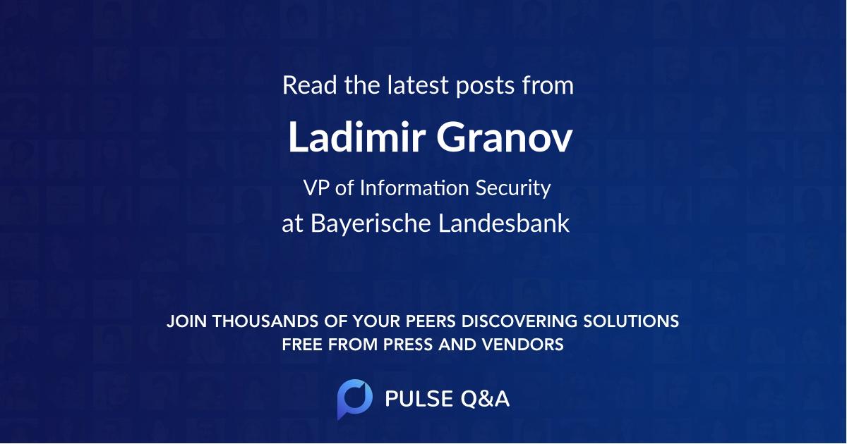 Ladimir Granov