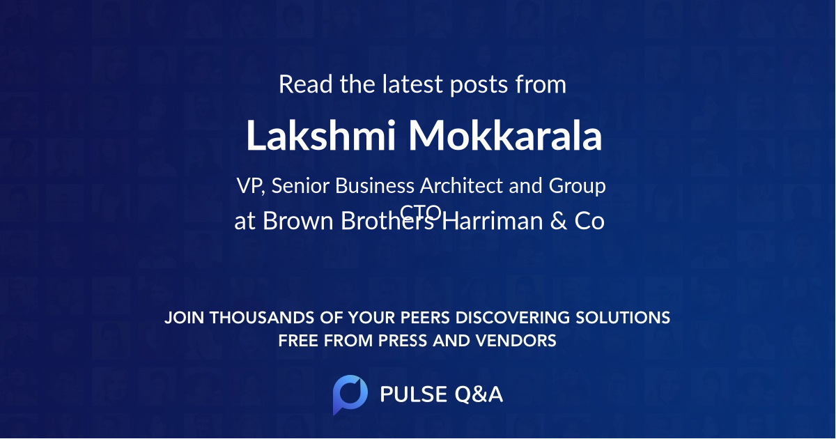 Lakshmi Mokkarala