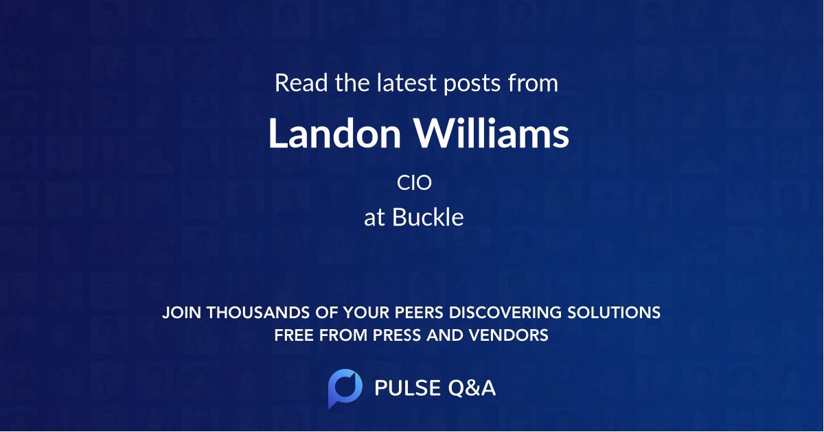Landon Williams