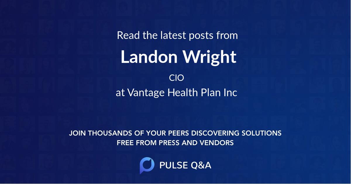 Landon Wright