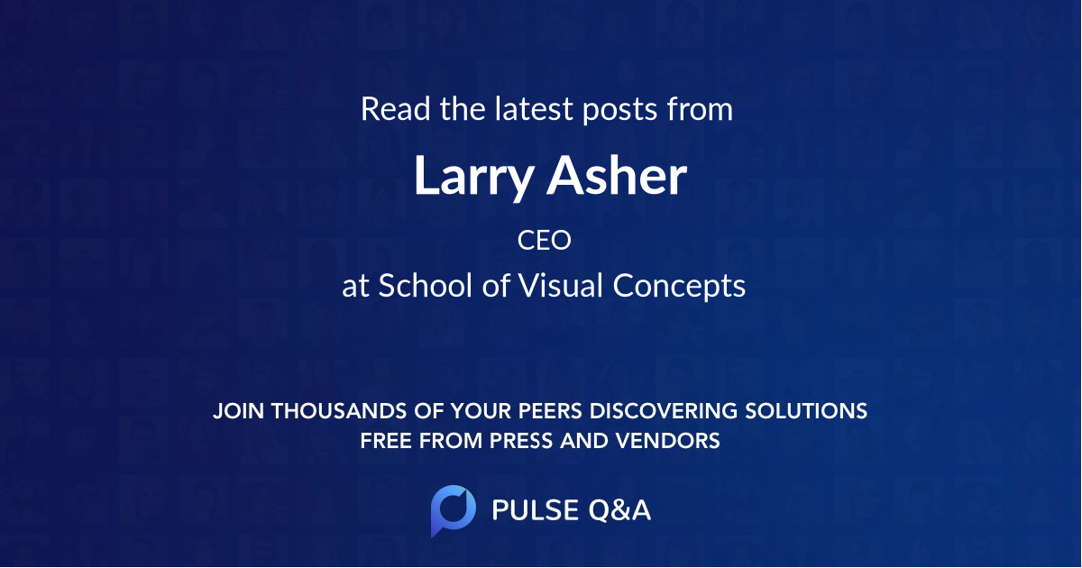 Larry Asher