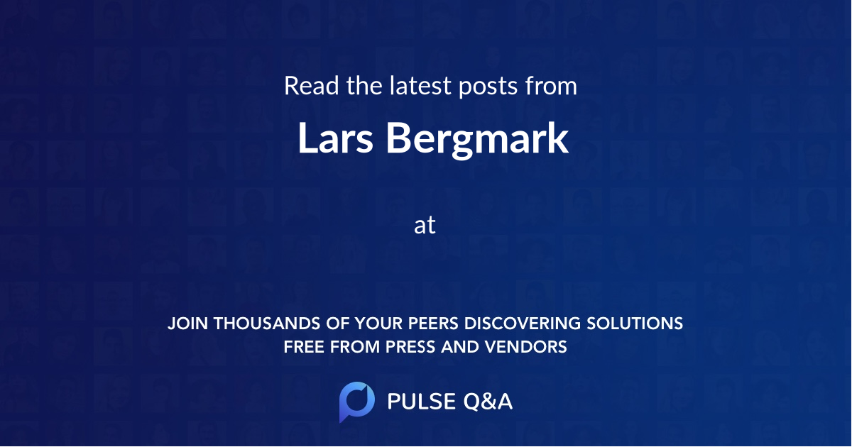 Lars Bergmark