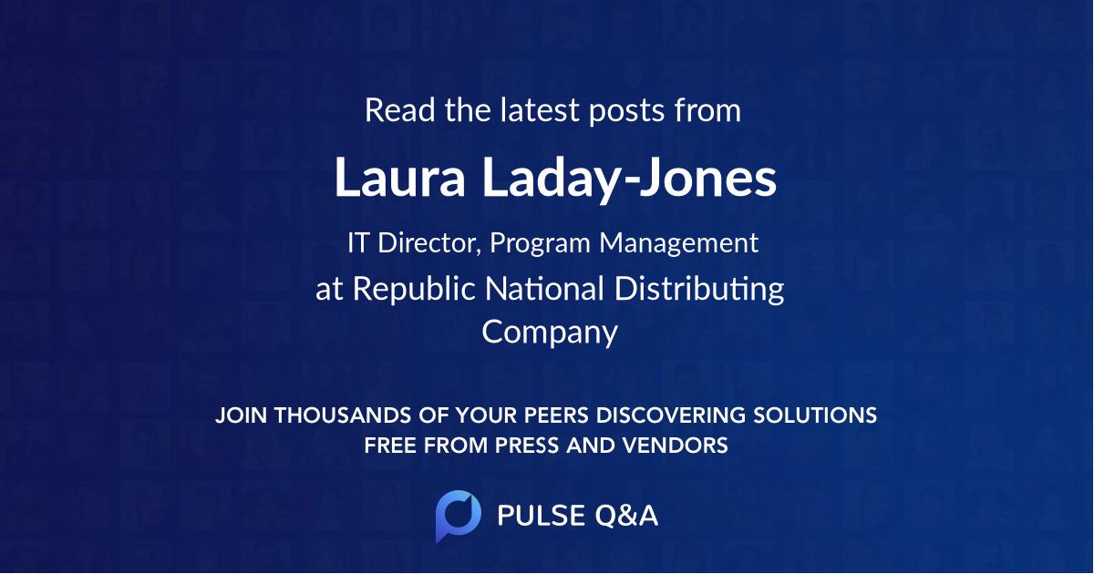Laura Laday-Jones