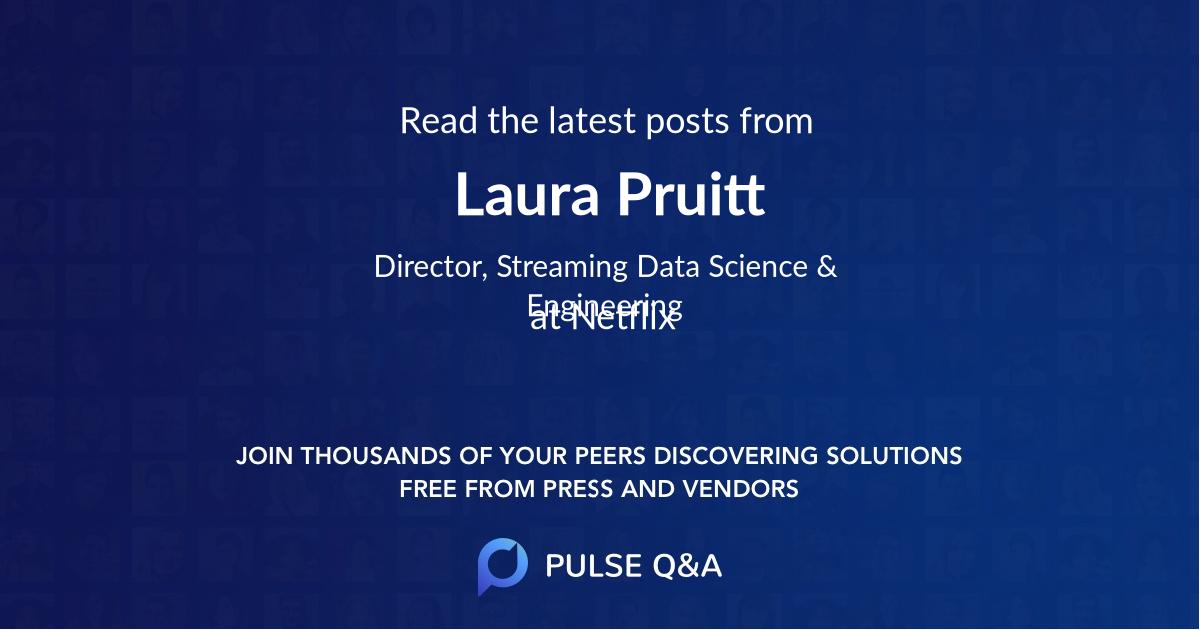 Laura Pruitt