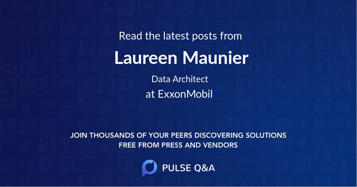 Laureen Maunier
