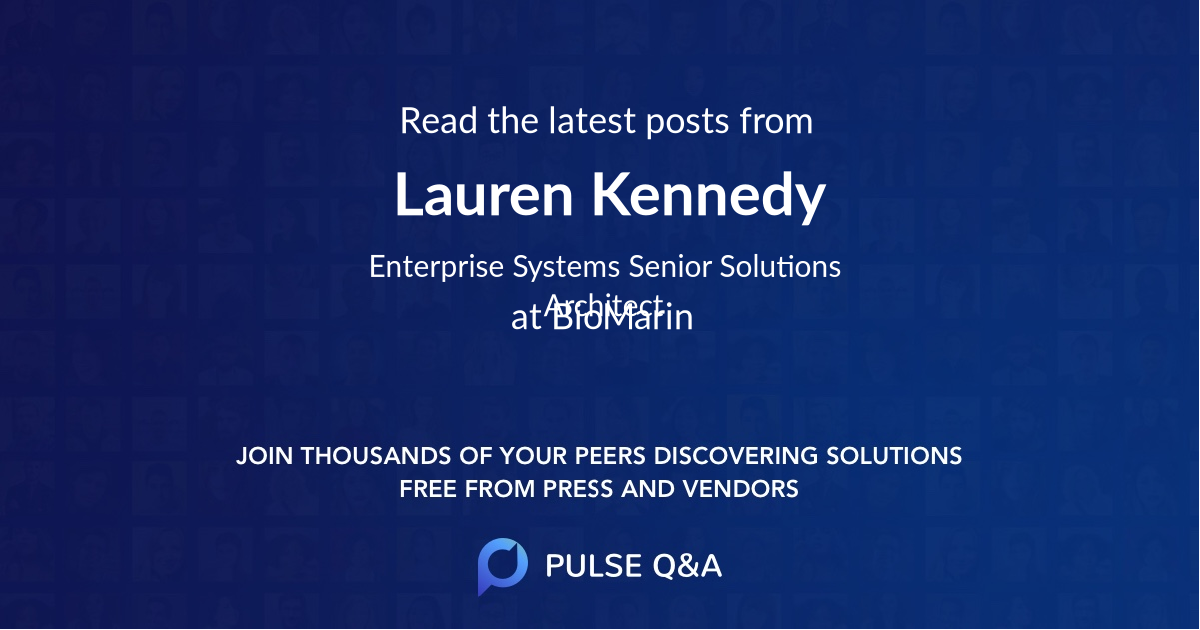 Lauren Kennedy
