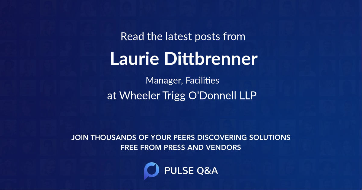 Laurie Dittbrenner