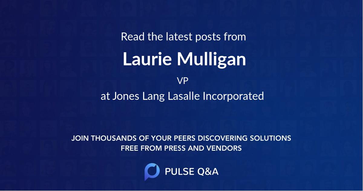 Laurie Mulligan