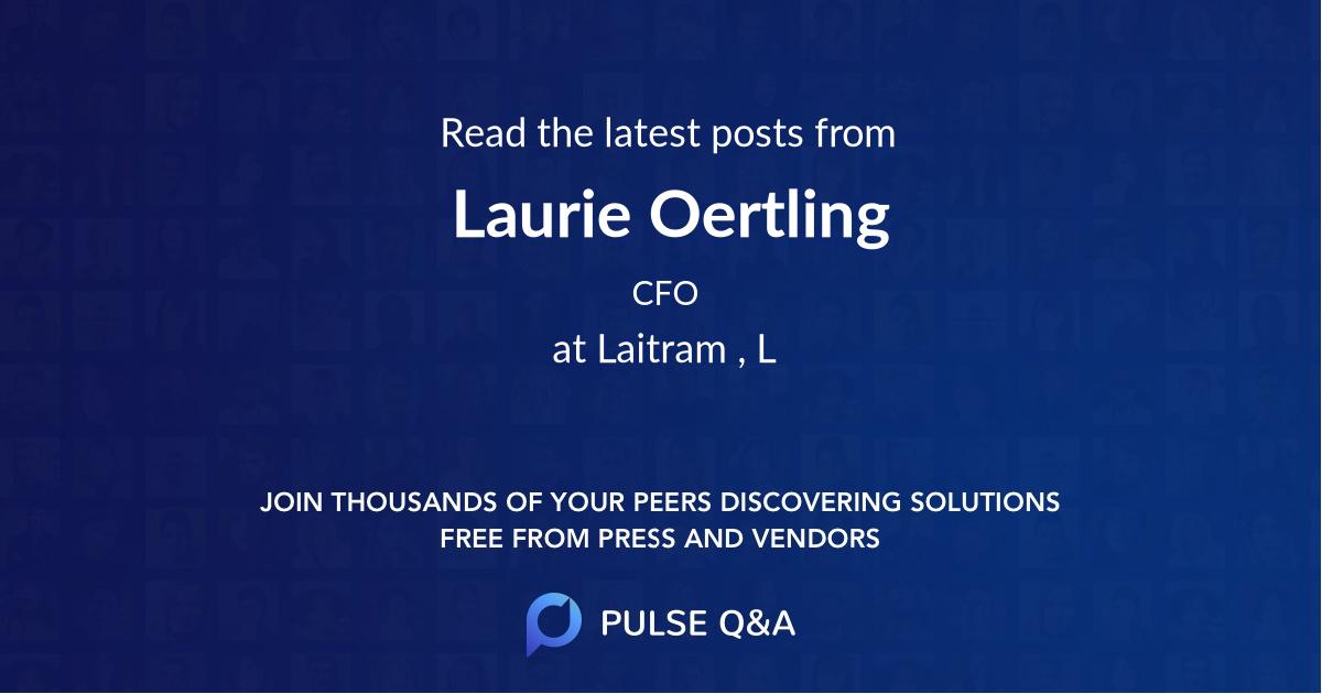 Laurie Oertling