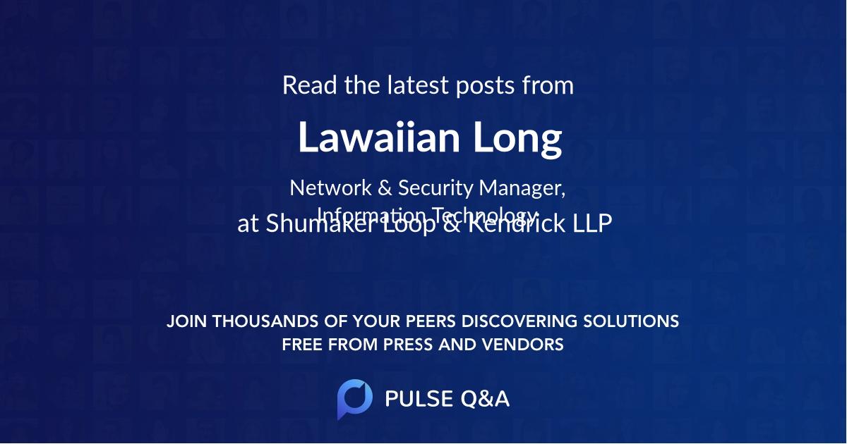 Lawaiian Long