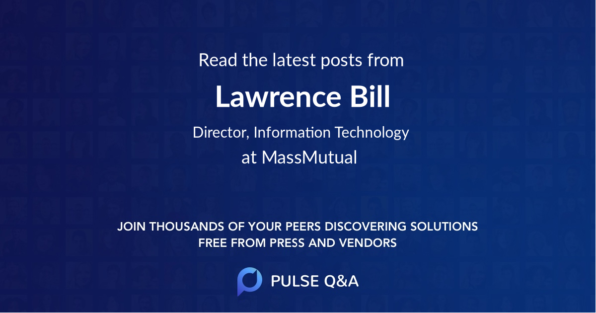 Lawrence Bill