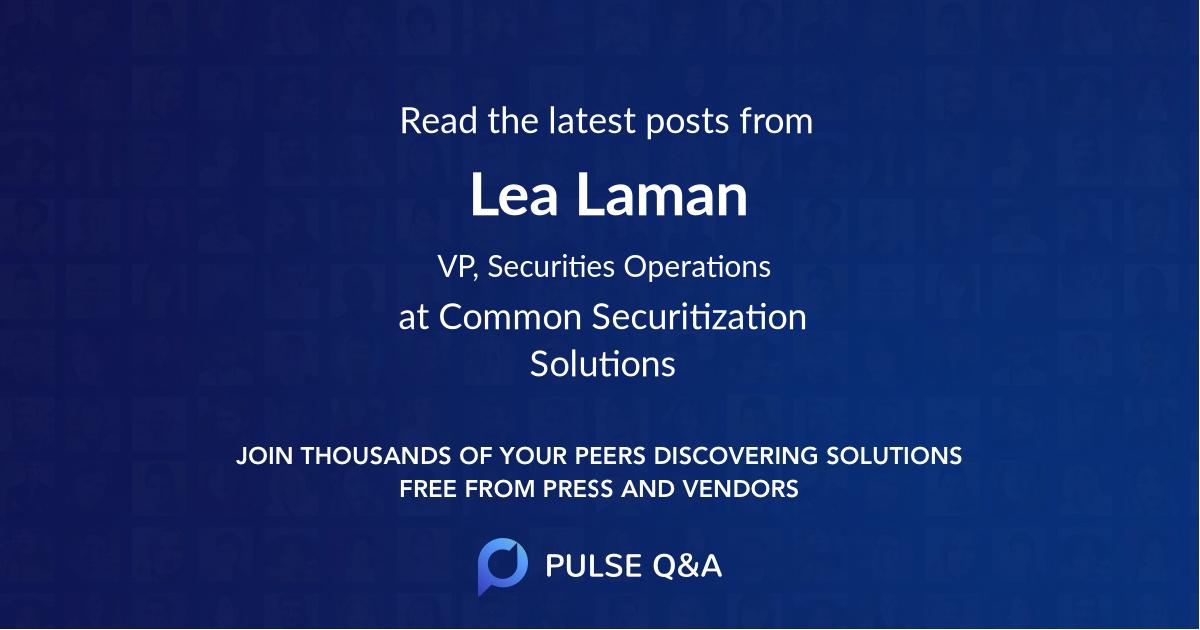 Lea Laman