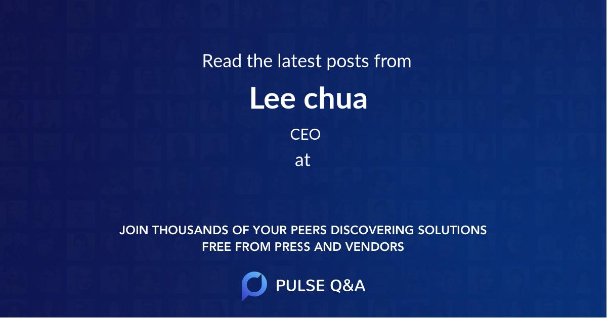 Lee chua