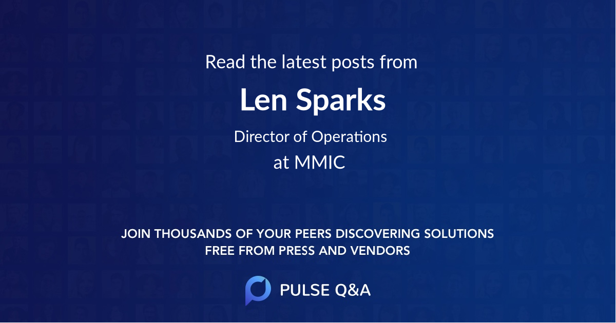 Len Sparks