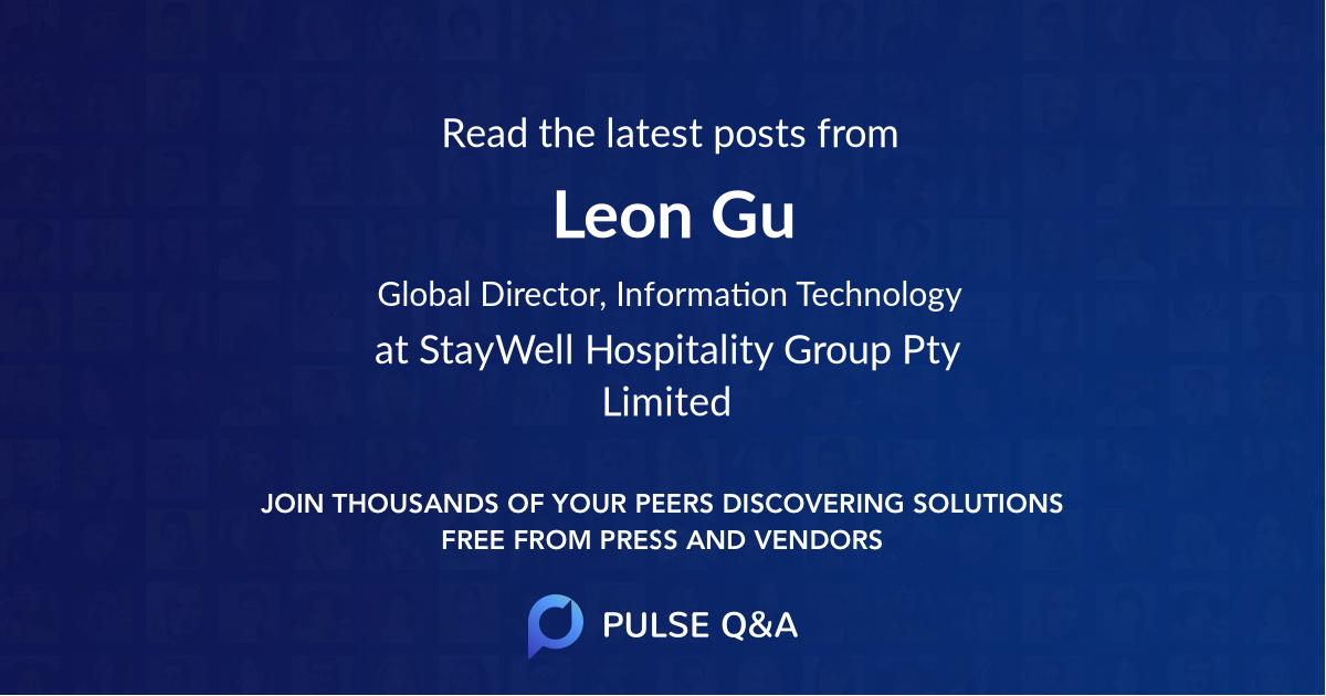Leon Gu