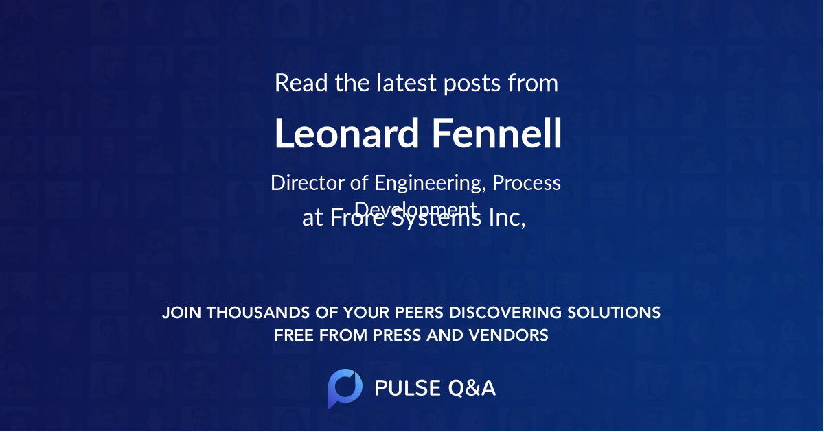 Leonard Fennell